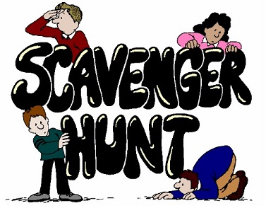 week 2 scavanger hunt 10 scavenger hunt ideas (with printable checklists) to do right now with your kids   one of the checklists right now and commit to doing that hunt with your kids by  the end of the weekend it'll be  #2: indoor scavenger hunts.