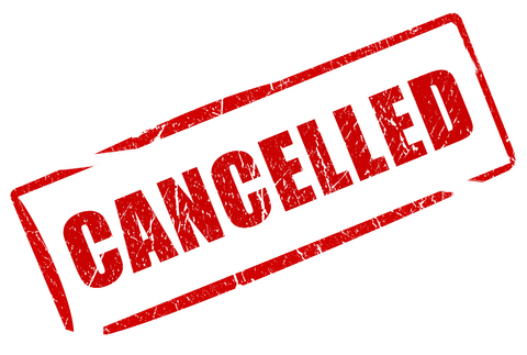 Lunch for New Folks, scheduled for Sunday, April 29 has been canceled