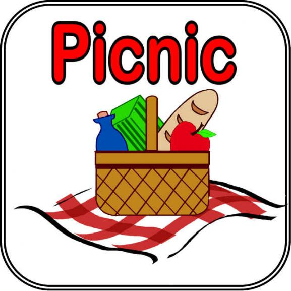 spring picnic clipart - photo #47