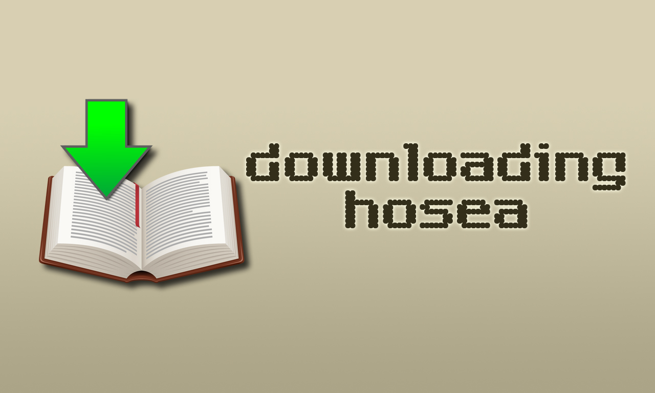 an introduction to the christian mythology of the prophet hosea 10 introduction in completing this  the prophet hosea's ministry occurred during the time of the last two kings of israel  covenant plays a huge role in the .