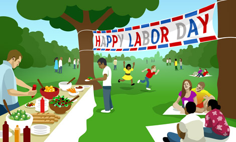 A Labor Day Look — At History, and Some Good News for Fall